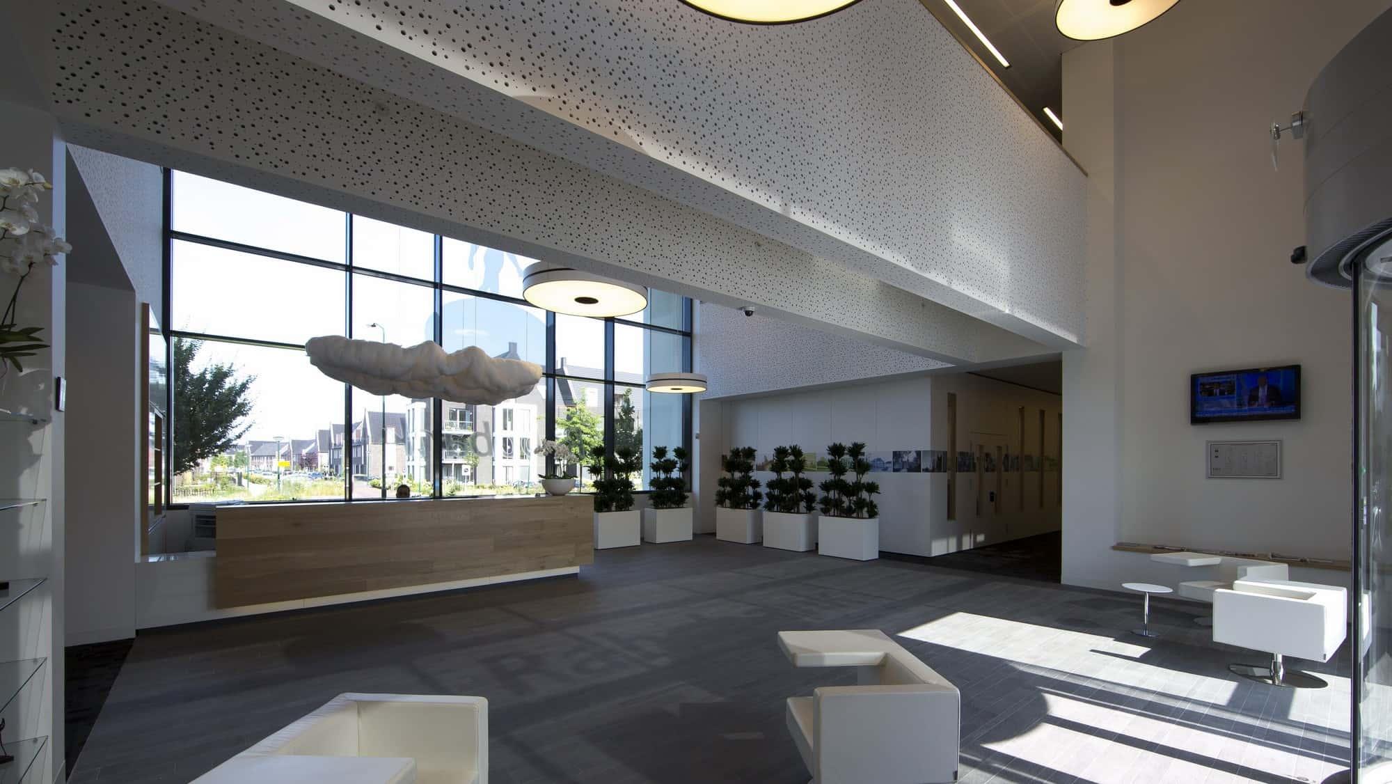 Interieur Rabobank St.-Oedenrode-Schijndel