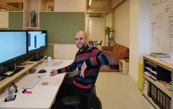 Miguel van den Berge @ LIJNN