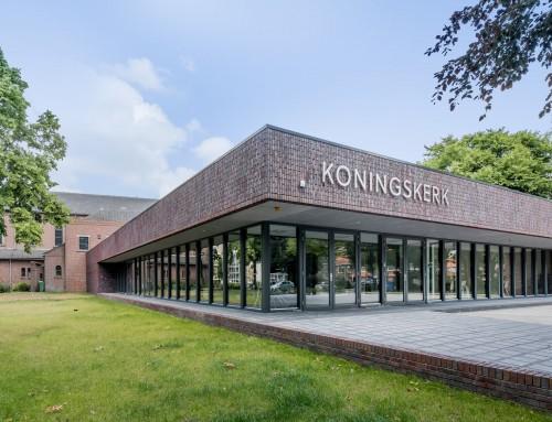 Vernieuwbouw kerkgebouw te Deventer