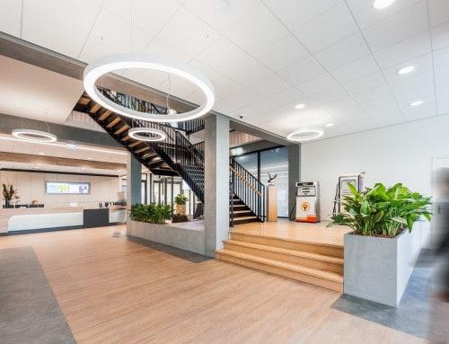 Het Nieuwe Kantoor : De sleutel van het nieuwe kantoor