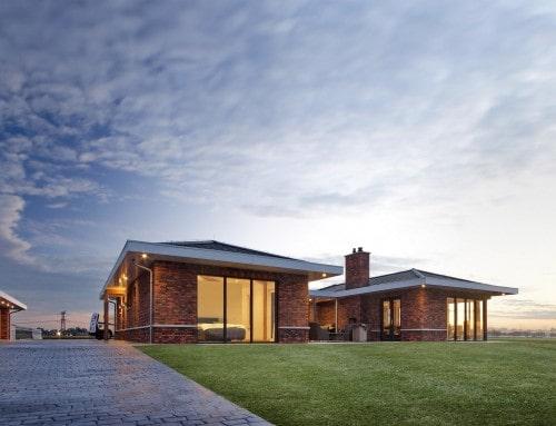 Nieuwbouw landelijke woning te Mijnsheerenland