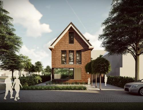 Nieuwbouw woning te Rotterdam
