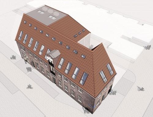 18 Studio's in het centrum van Rotterdam
